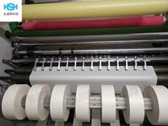 硅橡膠AB雙面膠帶0.1mm薄膜開關膠帶