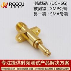 18G的SMP連接器公頭測試探