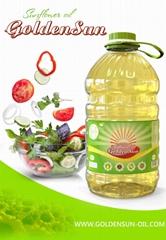 Sunflower Oil 5L Bottle