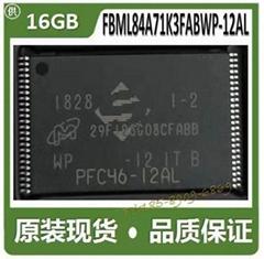 16GB镁光闪存IC芯片