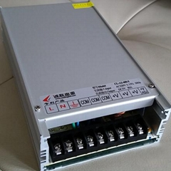 5V 80A 400W LEd power supply double fan cooling for outdoor led displays