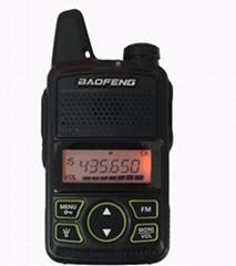 BaoFeng BF-T1 Mini walkie talkie