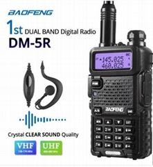 Baofeng  DMR Radio Digital Walkie Talkie DM-5R