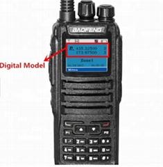 Digital  DM-1701 BaoFeng  Dual Band Two way radio