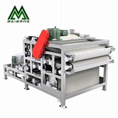 cassava slag dewatering machine