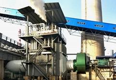 焦爐煙氣余熱回收系統