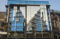 HNG系列煉鐵高爐荒煤氣熱管散熱器