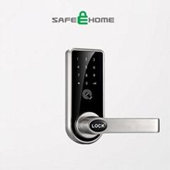 Security Zinc Alloy Bluetooth Password Smart Lock