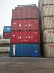 京津冀二手集装箱 全新集装箱 海运货柜出售