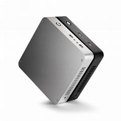 10瘦客户端2局域网端口定制OEM办公批发核心i7无风扇电脑