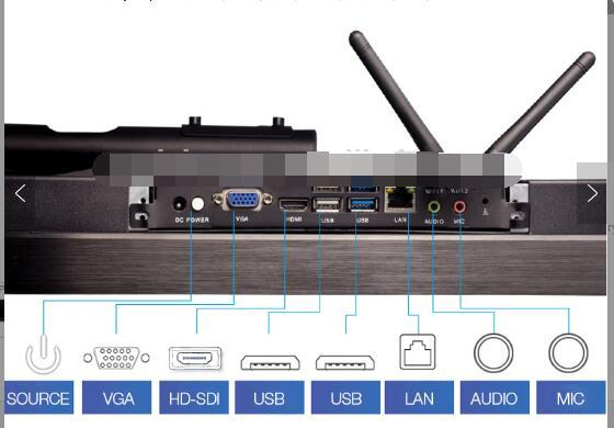 Super slim high quality touchscreen all in one pc computer  5