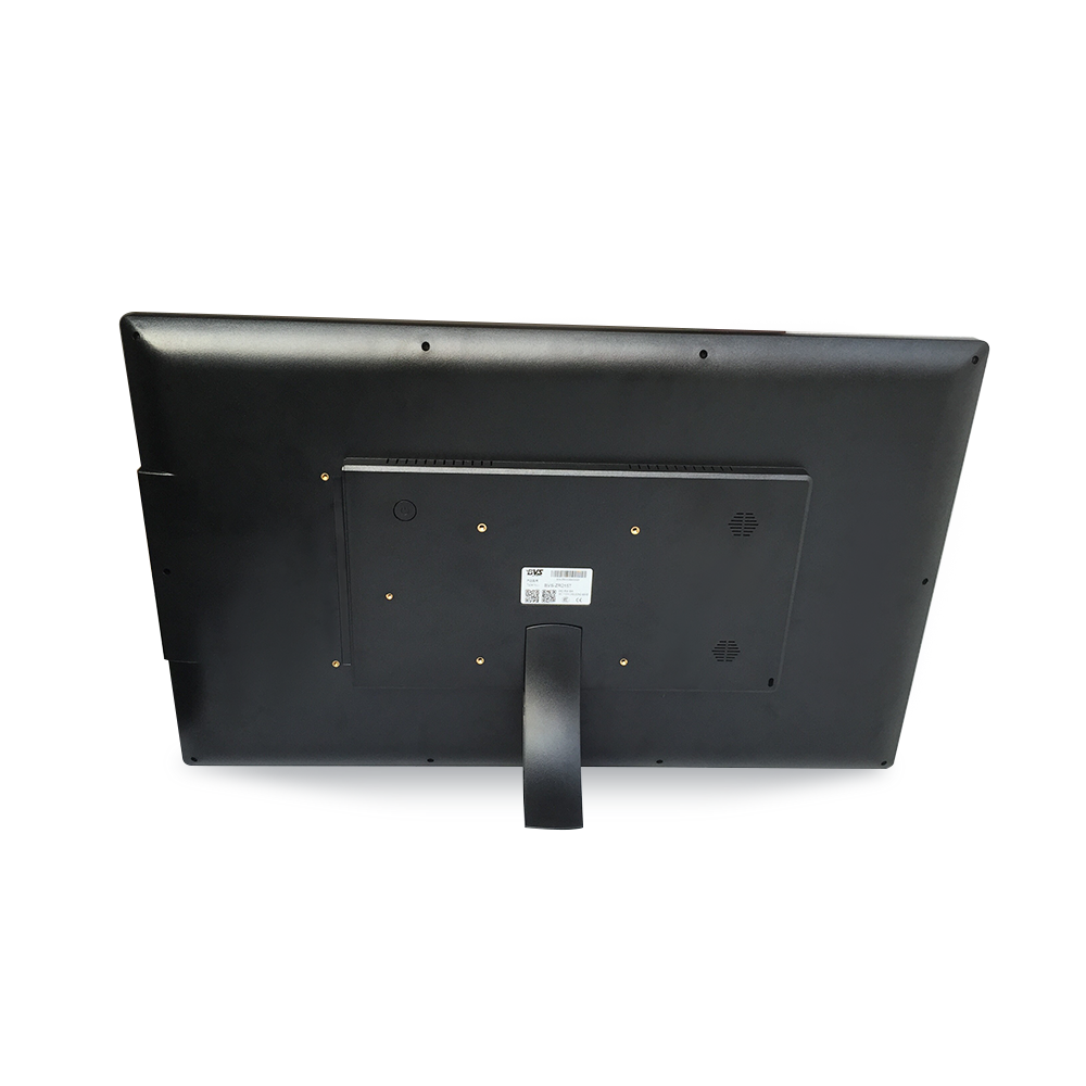 Capacitive 10 points 21.5 inch embedded industrial computer 5