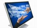 白盒18.5英吋觸摸屏電腦贏得10台OS 2