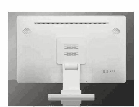 白盒18.5英吋觸摸屏電腦贏得10台OS 5
