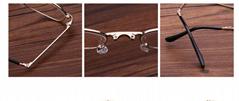 Presbyopic glasses folding portable glasses for the elderly presbyopia
