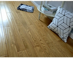Imported A - Class Red Oak Antique Hand Gripping Solid Wood Flooring