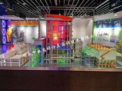 1000MW超超临界火力发电机组仿真模拟演示平台