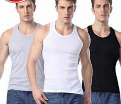 Cotton summer bodybuilding tanktop clothing