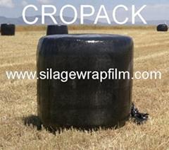Silage wrap- CROPACK 750mm-black