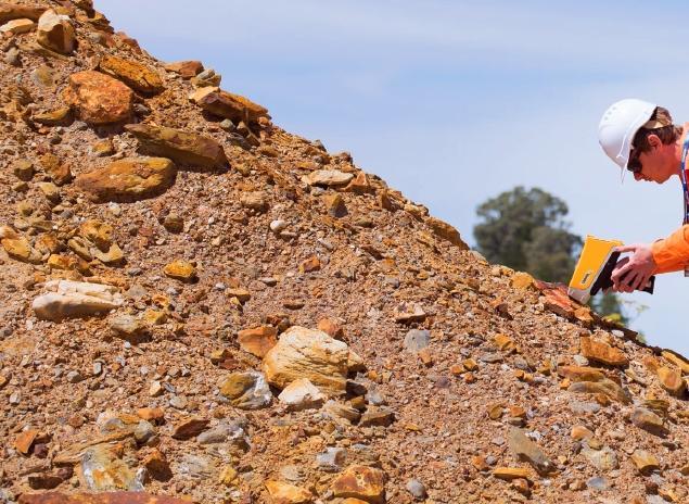 手持礦石分析儀 3