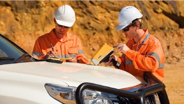 手持礦石分析儀 4