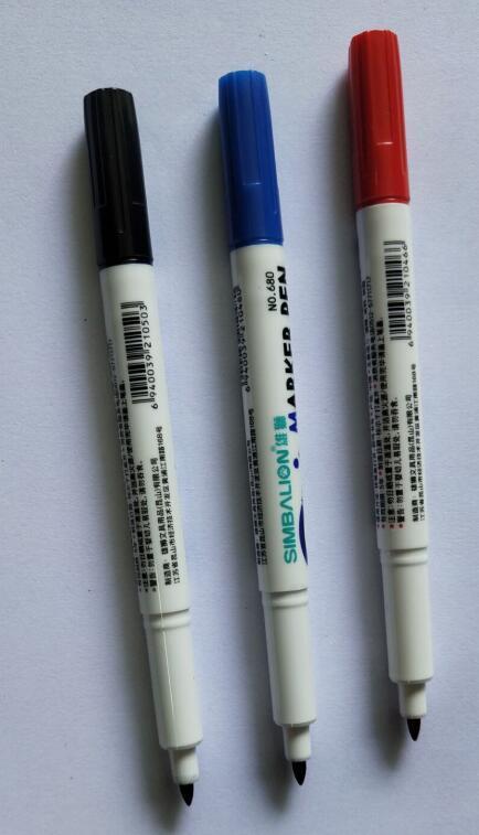 雄狮680双头油性奇异笔标记笔 2