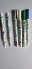 台湾雄狮MARKER彩绘油漆笔(VN-3010)耐高温 正品保证提供SGS