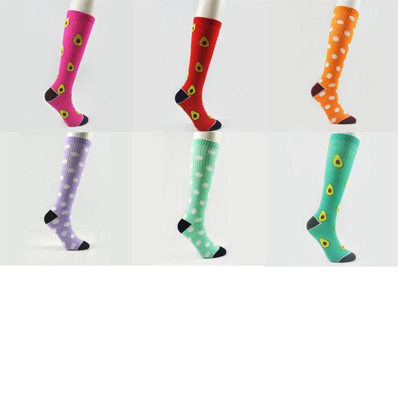04c4c56847b jacquard socks TC socks Cotton socks fashion sock women s socks knee high  socks 1 ...