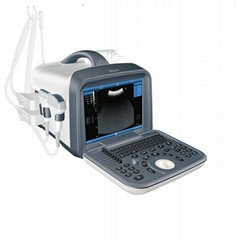 10.1 inch full digital Pseudo color ultrasound scanner