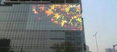 深圳透明led玻璃屏