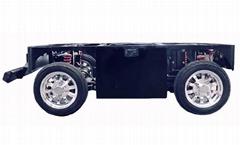 自動駕駛物流車FA-LV100線控底盤