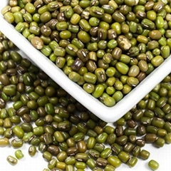 Green Mung Beans Available