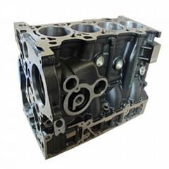 铸铁发动机缸体