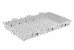 IP55 die-cast aluminum battery pack enclosures  of urban electric muck truck