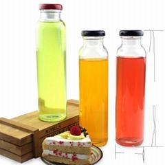 供应玻璃瓶310ml饮料瓶