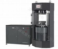 万测HCT系列 A型微机控制电液伺服压力试验机