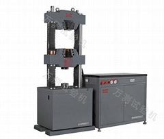 万测HUT系列A型300kN微机控制电液伺服  试验机