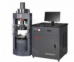 万测HCT系列 B型微机控制电液伺服压力试验机