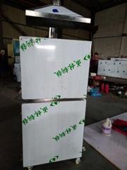 不鏽鋼移動式除塵器