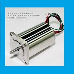 真空電機,真空度10-7Pa耐高溫步進電機57/86兩相混合