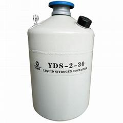 科莱斯 YDS-2-30 便携小容量液氮容器 液氮罐