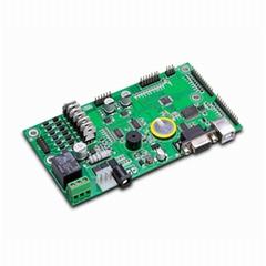 新能源汽車電池管理控制板PCBA包工包料貼片插件組裝加工