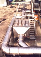 供应山东废气处理设备VOC活性炭吸附塔