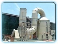 供应 山东废气处理设备厂家 筛板式洗涤塔