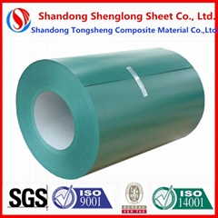 Prepainted Gi PPGI PPGL Color Coated Galvanized Steel Sheet Coil
