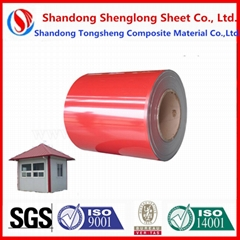 Z80 PPGI Prepainted Galvanized Steel Color Coated Coil