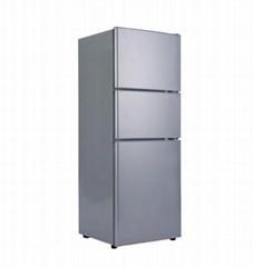 Three Doors Solar Refrigerator  BCD-115T/198T