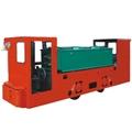 Underground Mining Battery Operated Locomotive