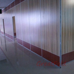 Acoustic High Partition Walls for Multi-Purpose Hall and Conference Room