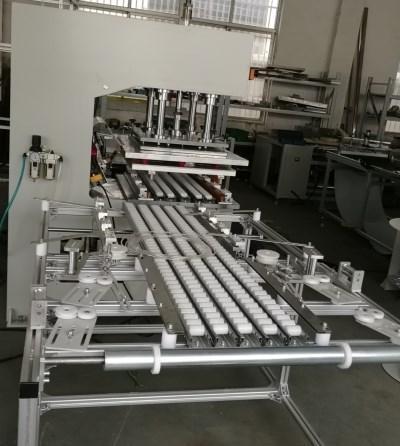 全自動磁性門帘熱合機 1